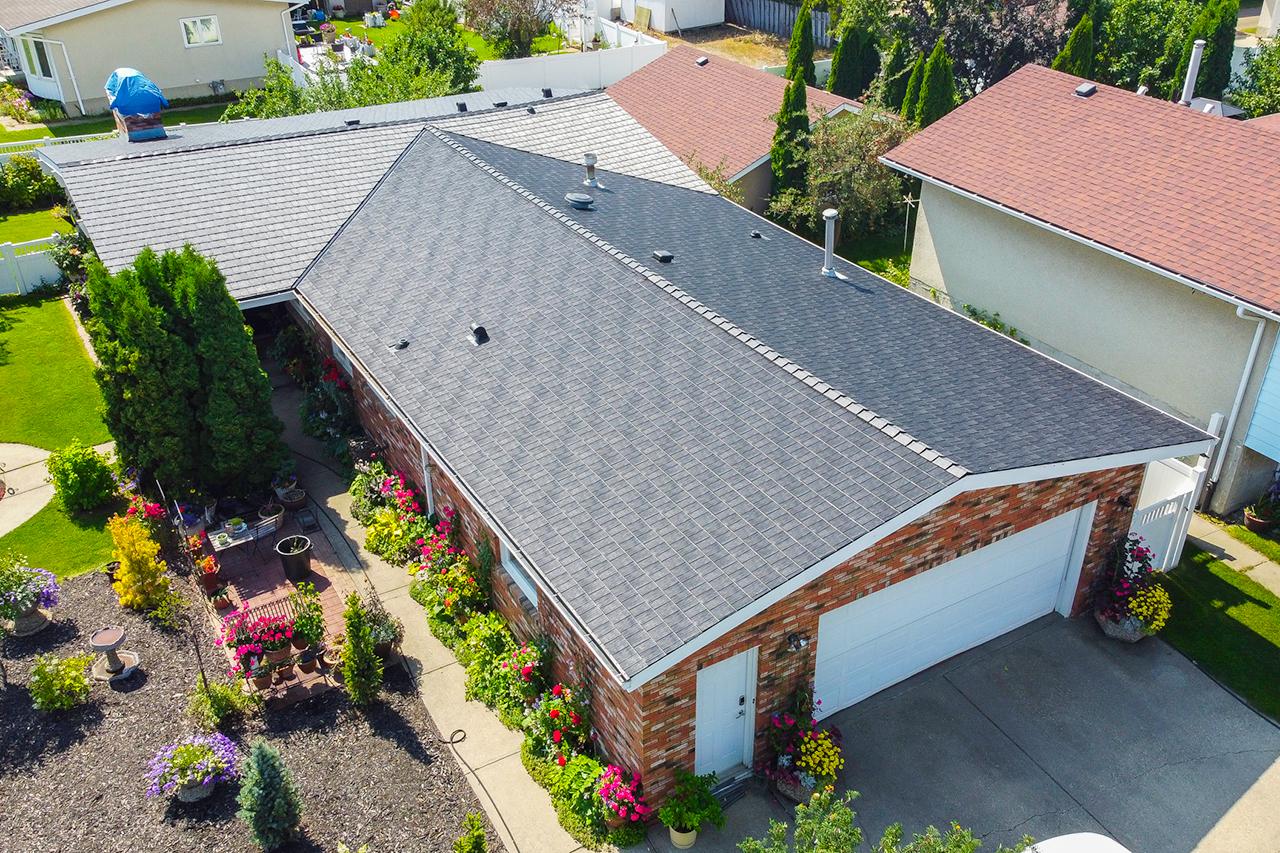 Roofing Edmonton Abcan Exteriors