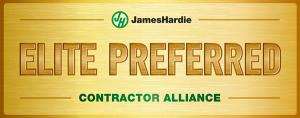 logo elite preferred james hardie